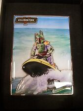 STAR WARS Boba Fett jet ski 1 Pin NASA  le 150 MADE 2010 CELEBRATION V