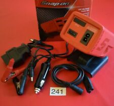 Snap On Tools NEARLY NEW 18v Cordless MonsterLithium Memory Saver w/ Leads (241)