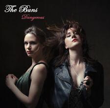 Los bollos-Peligroso. Lp. Vinilo álbum de debut por Grupo De Niña De Garaje parisino.