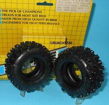 "Proline 1.5"" Tire Octi-Grab 1020 Tamiya Frog Hornet SRB Vintage RC Part"