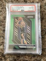 Michael Porter Jr RC 2018-19 Panini Prizm Green Prizm Rookie PSA 10 Nuggets