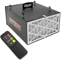 Industrial 3-Speed Remote-Controlled Industrial-Strength Air Filtration System