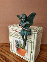 Cicely Mary Barker Flower Fairies Flower Pot Collection -The Tulip Fairy