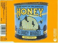 The Dandy Warhols Maxi CD All The Money Or The Simple Life Honey - Europe (M/