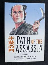 KOIKE & KOJIMA Path of the assassin 3 Dark Horse Manga