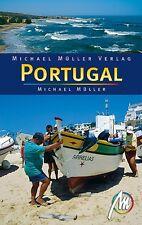 PORTUGAL Gesamt Michael Müller Reiseführer Lissabon Algarve 08 NEU Porto