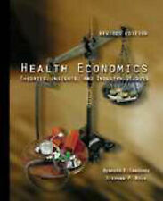 USED (VG) Health Economics : Theories, Insights, and Industry Studies (2000 Upda