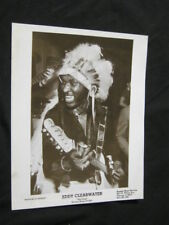 Original 1980 EDDY CLEARWATER THE CHIEF Publicity Photo