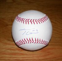 BREWERS Taylor Green signed MLB baseball w/ #5 AUTO Autographed Milwawukee
