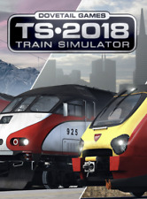 [Versione Digitale Steam] PC Train Simulator 2018  *Invio Key da email