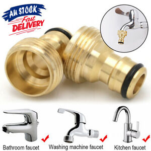 23mm Adaptor Tool Brass Kitchen Tap Mixer Universal Hose Adaptor Connector