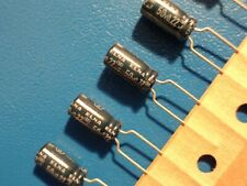ELNA   MINIATURE ELECTROLYTIC CAPACITOR  50v  0.22uf     QTY = 10