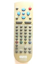SANYO TV REMOTE CONTROL 1AV0U10B17600
