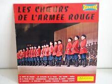 LES CHOEURS DE L ARMEE ROUGE / BORIS ALEXANDROV Le temps du muguet .. 30CV931