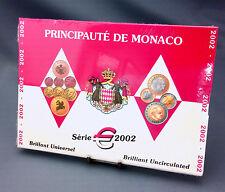 MONACO - COFFRET BU 2002