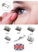 Magnetic Eyelash Extension False Natural Effect Handmade Double Magnet Eye Lash