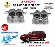 FOR JEEP GRAND CHEROKEE 3.0DT 4.7 5.7 2005-2010 2 FRONT LEFT RIGHT BRAKE CALIPER