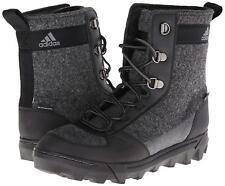 ADIDAS ClimaHeat Felt Boots Men's (Size 6) Black / Grey M18760
