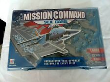 2003 MISSION COMMAND SEA BOARD GAME MILTON BRADLEY BRAND NEW SEALED