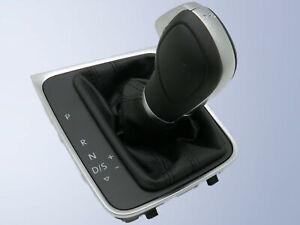 Original Changement de Vitesse Levier DSG Cuir Noir VW Golf 7 5G1713203J UMF