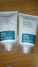 2 * balanceme Pure Skin Face Wash Gesichtsreiniger 99% natur NEU und versiegelt
