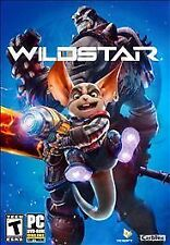 WILDSTAR PC DVD-ROM Online Video Game 2014 BRAND NEW SEALED FREE SHIPPING