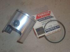 org. Kolben + Ring, Yamaha AT1 MX, AT1 125, piston, 69-71, 56mm STD