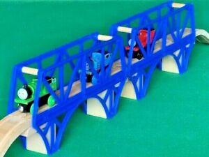 SODOR BAY BRIDGE for THOMAS & FRIENDS WOODEN RAILWAY BRIO TRAIN ENGINES SETS