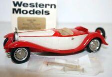 WESTERN MODELS 1/43 WMS29X - 1931 BUGATTI ROYALE TYPE 41 ESDERS ROADSTER