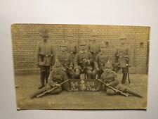Zeithain 1914 - Reserve Feld-Abteilung 27 - Telegraphen-Bataillon Nr. 7 / Foto