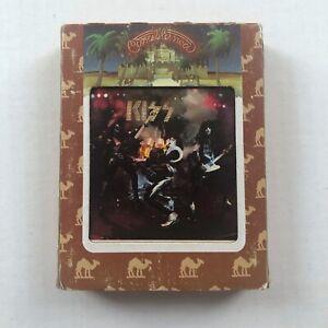 KISS Alive! 1975 CASABLANCA Records 8-Track White CARTRIDGE Paul GENE Peter ACE