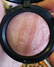 MAC Mineralize Skinfinish~ LUST~ Blush Highlighter RARE! LOW GLOBAL