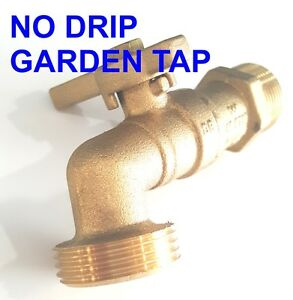 No Drip Garden Tap, Quality and Easy to use