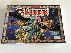 The Key to the Kingdom Board Game - 1991 - Waddington Games