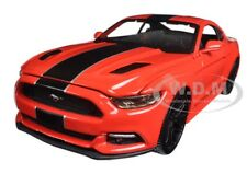 "2015 FORD MUSTANG GT RED ""CLASSIC MUSCLE"" 1/24 DIECAST MODEL BY MAISTO 31369"