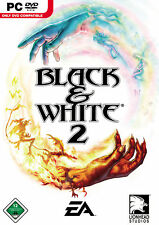 BLACK & WHITE 2 PC Black and White 2 Deutsch mit Handbuch