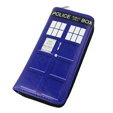 2016 Doctor Who wallet long purse coin mobile bag