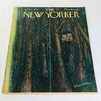 The New Yorker: April 30 1960 Full Magazine/Theme Cover Abe Birnbaum
