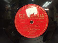 """EDMUND TERLIKOWSKI Hosa Dyna Polka/Icek I Micek Polish 78 /10"""" Columbia 18702-F"""