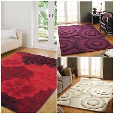 Floral 100% Wool Rugs
