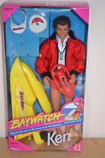 1994 Playline Collector BAY WATCH KEN Barbie