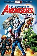 Ultimate Avengers: The Movie (DVD, 2006, Canadian)