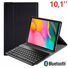 """Funda Samsung Galaxy Tab A (2019) 10.1"""" T510 / T515 Teclado Español Bluetooth"""