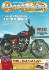 Honda M3 CR750 Triumph TR65 Harley Davidson XL Sportster Scott Flying Squirrel