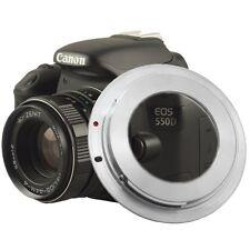 M42 Objectif Adaptateur Convient pour Canon EOS 650d 600d 550d 500d 450d 5d 7d