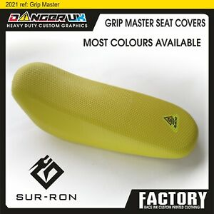 SurRon Sur-Ron Seat Cover Gripmaster material