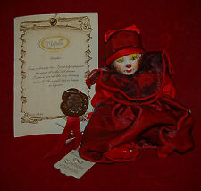 """CAPODIMONTE Doll """"Desiderio"""" Made in Naples, Italy MAGNIFICENT PORCELAIN DOLL!"""