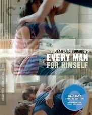 Everyman For Himself Criterion Collection  Jean-Luc Godard (1980) Blu Ray