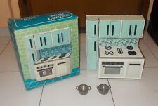 CUISINE L.A.C. mini Cuisines Meubles mini poupées Dolls House miniatures LAC