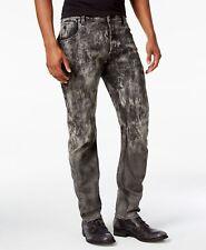 G-Star NEW Black Gray Mens 30 Arc Zip 3-D Five-Pocket Slim-Fit Jeans